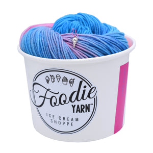 Cotton Candy Ice Cream Yarn