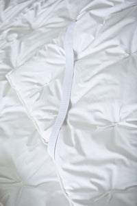 Wool Filled Queen Mattress Pad