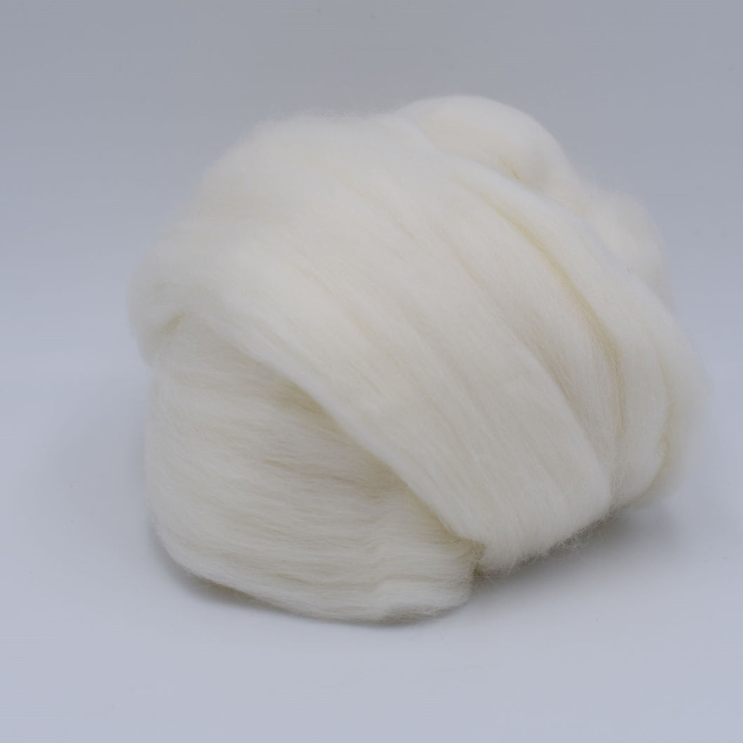 Superwash Wool Combed Top