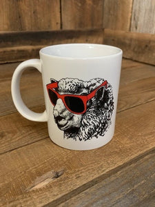 Rad Sheep Mug