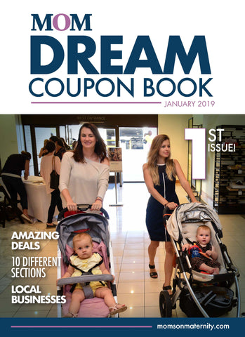 MOM Dream Coupon Book