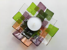 Medium square tile bowl