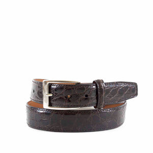 Shiny Crocodile Belt