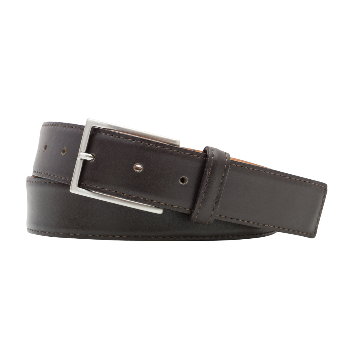 Smooth Portofino Leather Belt