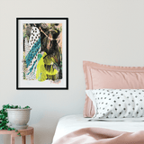 Neon Marjorelle | Alana Macleod Limited Edition Wall Art Print