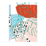 Monstera | Alana Macleod Limited Edition Wall Art Print