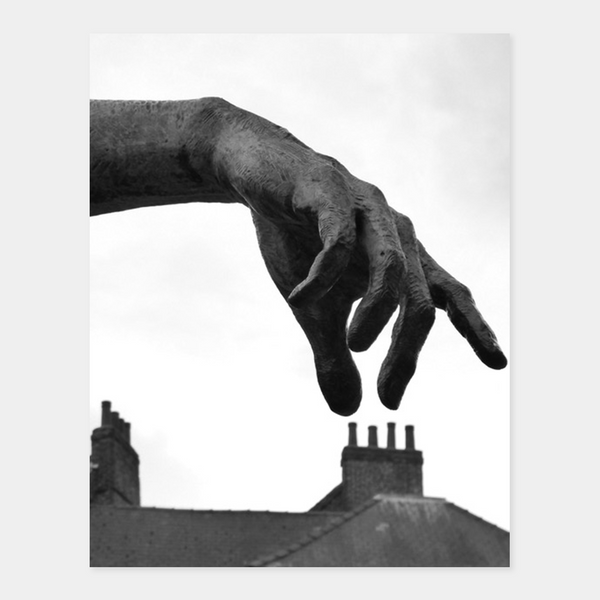 Hand of God | Dave Dutton Limited Edition Wall Art Print