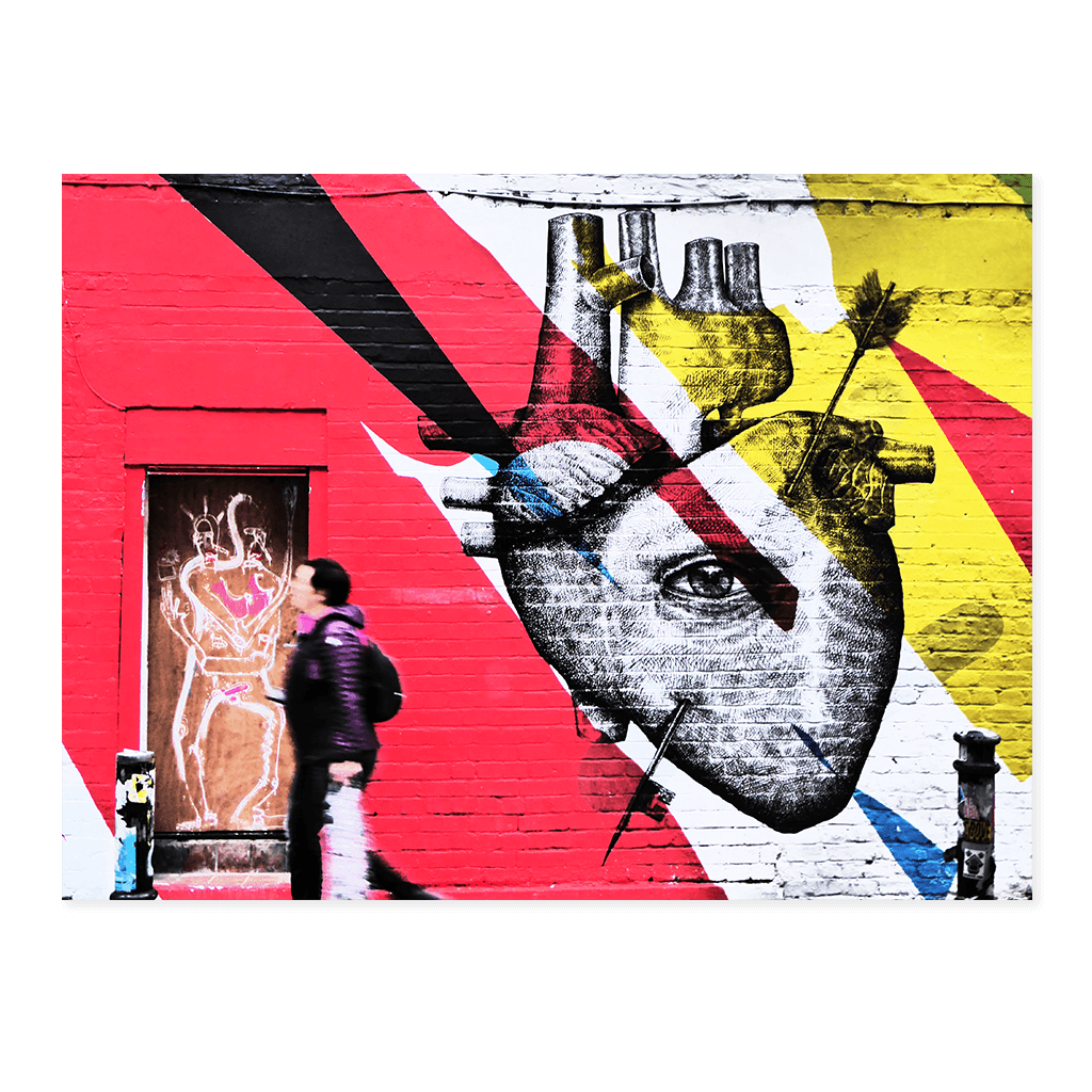 Heart of the City | Dave Dutton Limited Edition Wall Art Print