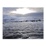 Snow Waves Ribblehead | Dave Dutton Limited Edition Wall Art Print