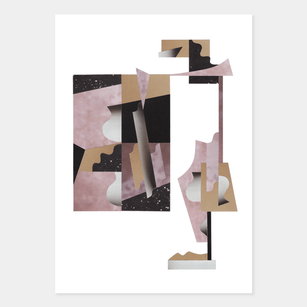 Composition 1 | Ellie Geary Limited Edition Wall Art Print