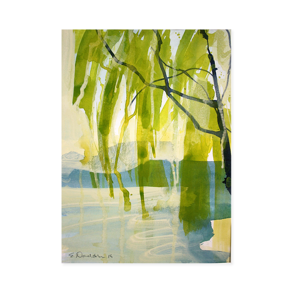 Weeping Willow | Esther Donaldson Limited Edition Wall Art Print