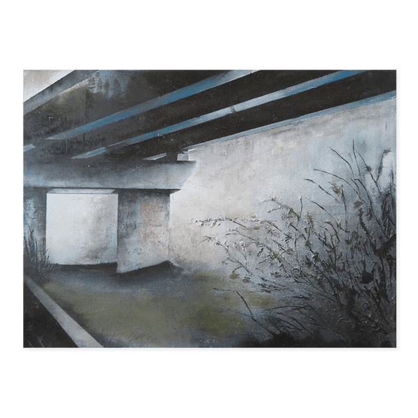 Bridge | Iwan Evans Limited Edition Wall Art Print