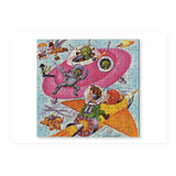 Jigsaw Espace 12pk Greeting Cards | Simone Fowler Limited Edition Art Print