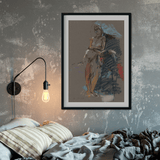Relax | Richard Diggle Limited Edition Wall Art Print