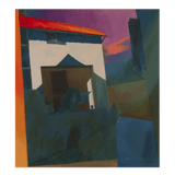 Tuscan Village | Richard Diggle Limited Edition Art Print