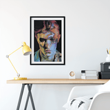 Starman Bowie | Sophie Barrott Limited Edition Art Print