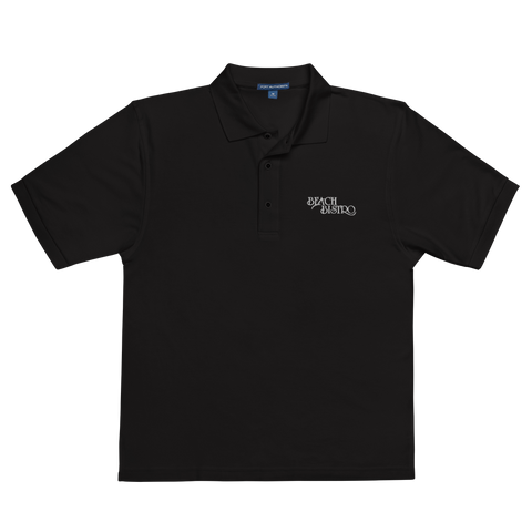 Embroidered Beach Bistro Polo