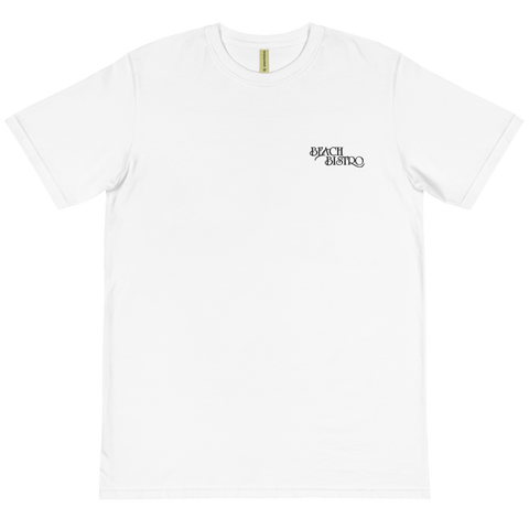 Embroidered Beach Bistro T-Shirt