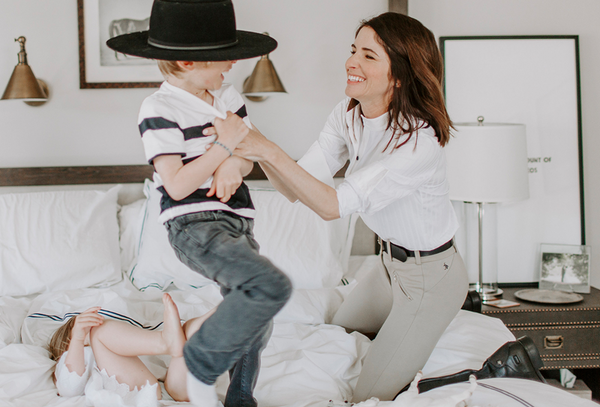 Entrepreneur, Mother of Two, and Design Genius Alli Addison