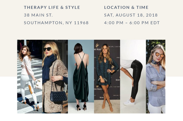 Sip & Shop with Kelly Bensimon