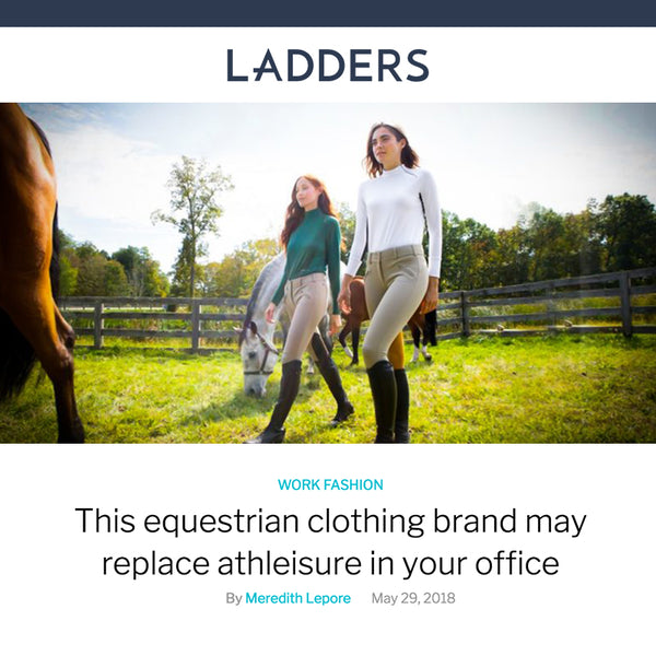 The Ladders says Free x Rein will replace athleisure as your new office wardrobe go-to