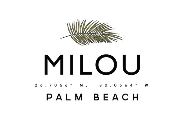 Milou Palm Beach Pop Up