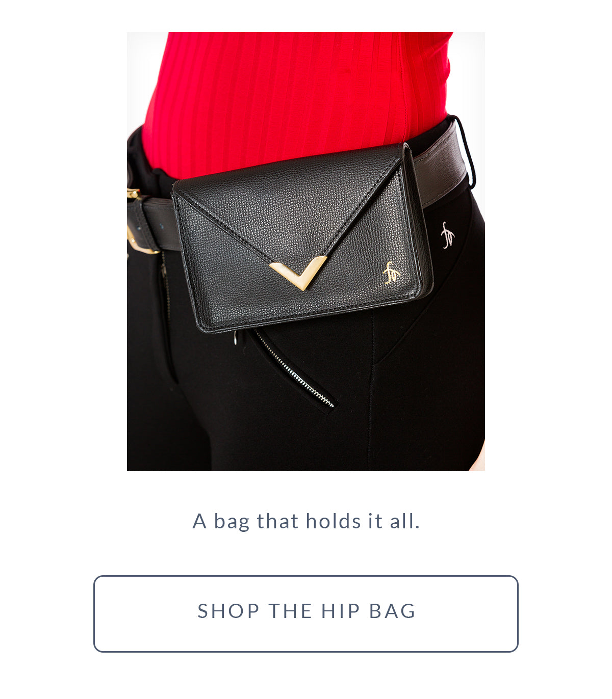 Free x Rein Mother's Day Gift Guide - The Equestrian Hip Bag