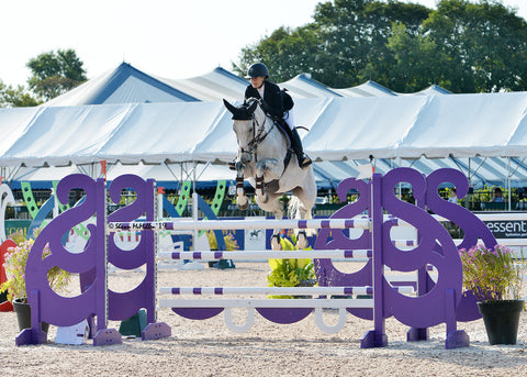 Tory Grauer Ketchum Grand Prix rider with effortless equestrian style