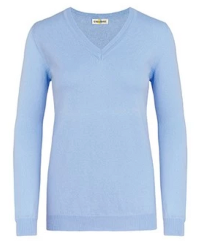 Callidae V Neck Sweater
