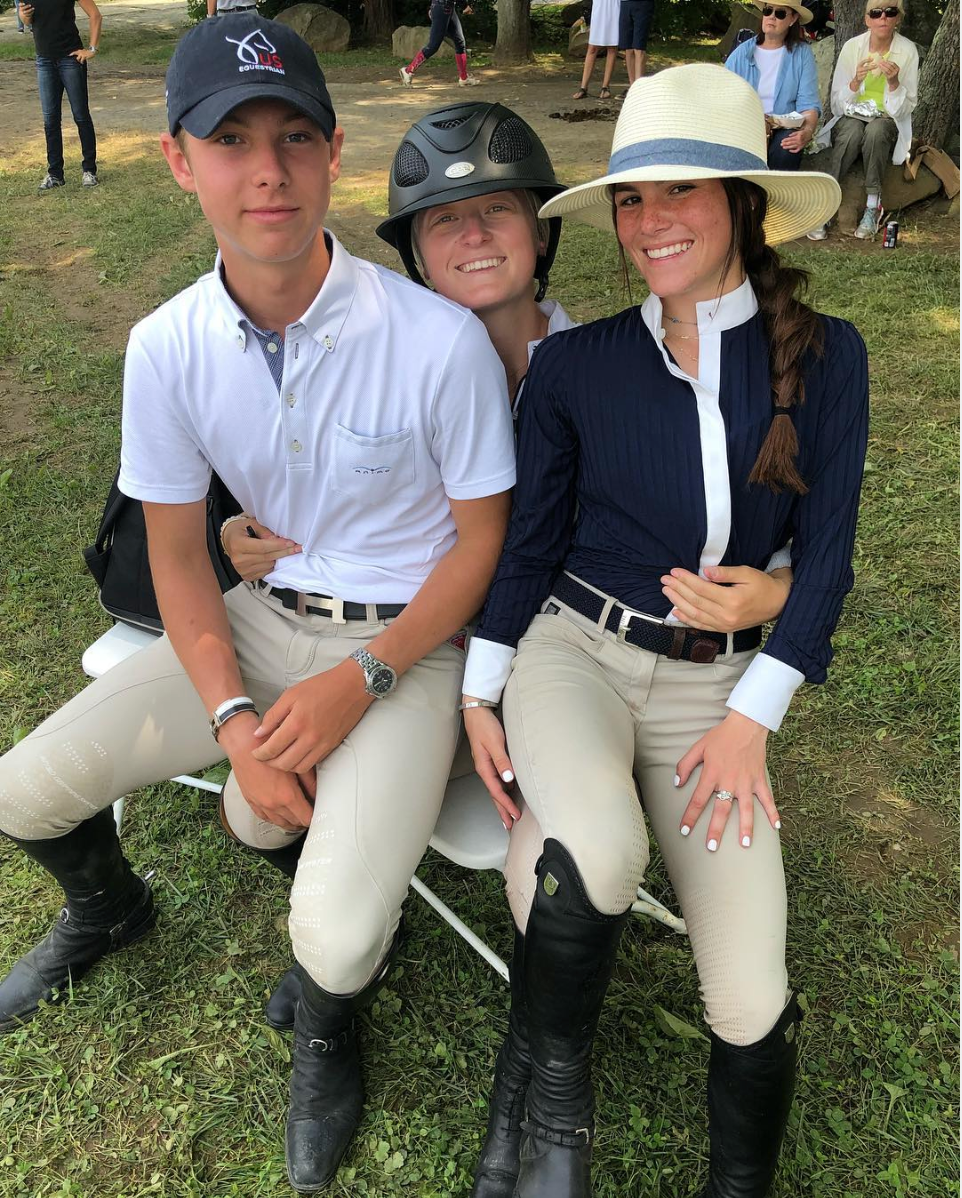 Caitlyn Connors / Why you should wear an equestrian bodysuit