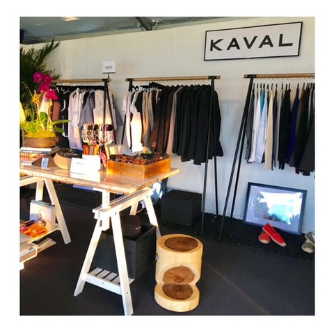 Free x Rein / Kaval booth at the Hampton Classic Horse Show