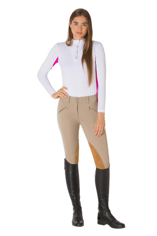 The Moto Equestrian Bodysuit