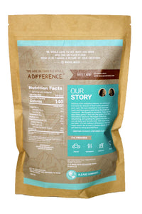 Nutrition Label for Upcycled Gluten Free Brown Rice Flour