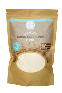 UPCYCLED Brown Rice and Quinoa Flour - Gluten-Free