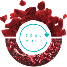 Load image into Gallery viewer, Red velvet Cookie with SOULMUCH Logo in center