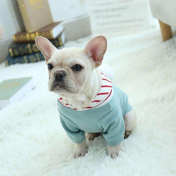 Fashion Pet Dog Hoodied Pajamas