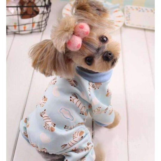 New Soft and Warm Dog Pajamas