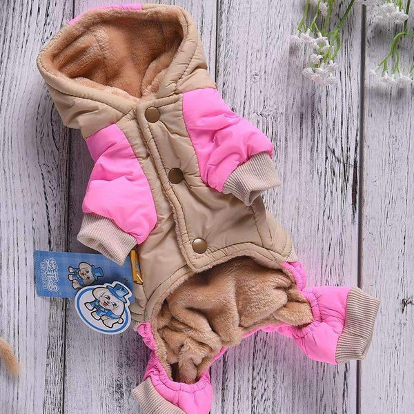 NY Top Fashion Pet Hoody Coat
