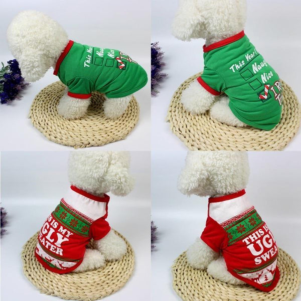 Pawsome Christmas Tops