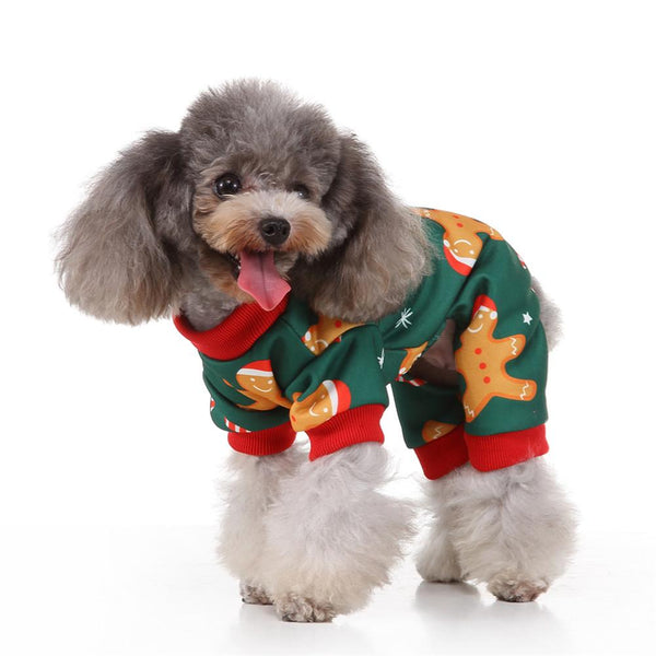 Christmas Dog Pajamas