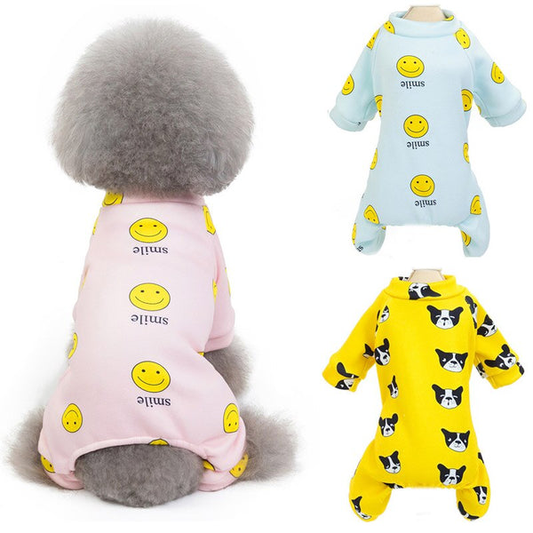 Bright Dog Pajamas