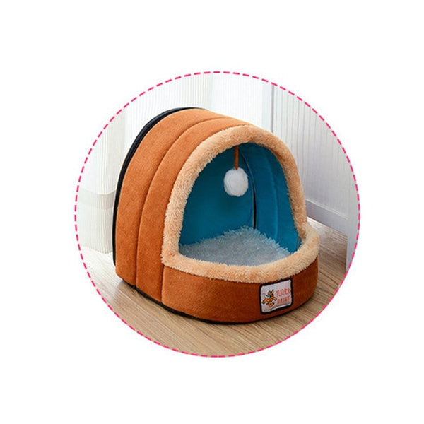 5 Colors Foldable Dog House