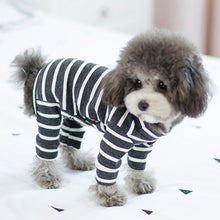 Load image into Gallery viewer, Striped Jumpsuit for Small and Medium Dogs