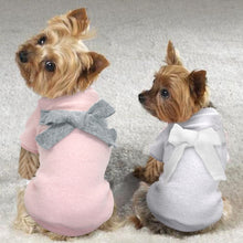 Load image into Gallery viewer, Cute Bowknot Dog Sweater