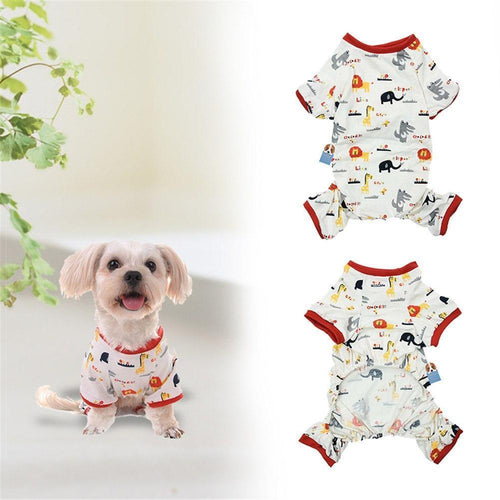 Soft & Cozy Dog Jumpsuit