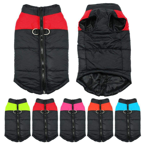 Waterproof Warm Winter Vest