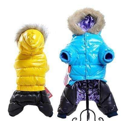 Winter Pet Super Warm Jacket