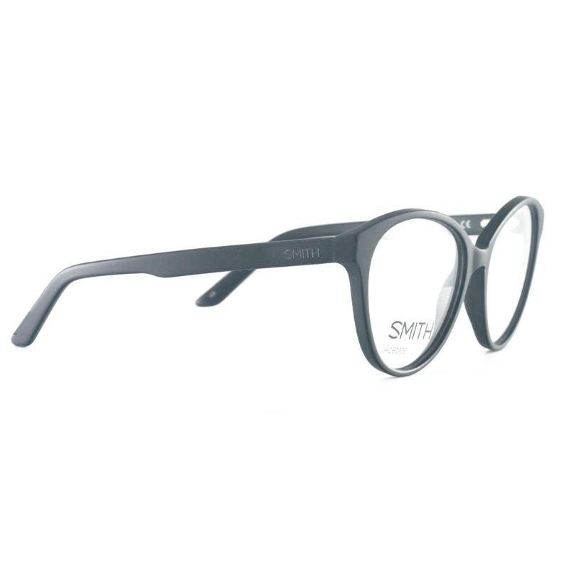 Smith Women's Eyeglasses Parley 807 Matte Black 54 17 135 Full Rim