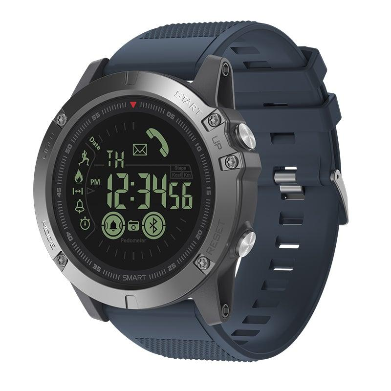 Zeblaze VIBE 3 Flagship Rugged Activity Track Sport 33 Month Long Standby Smart Watch