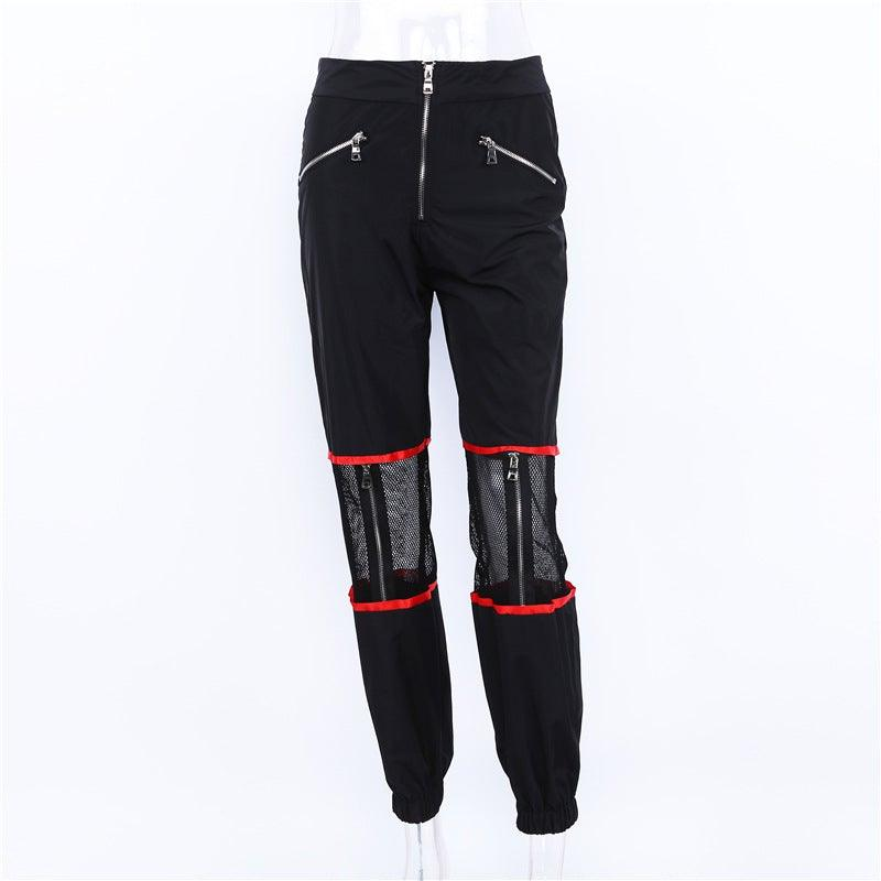 High Waisted TikTok Dance Street Jogger Pants